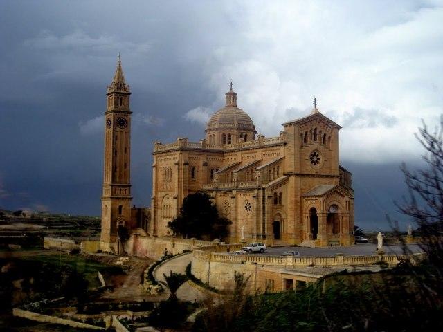 Ta' Pinu, Gozo Island, Malta