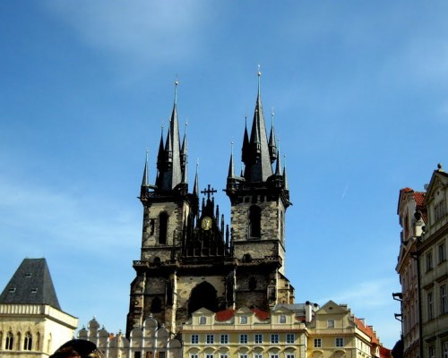 Tyn Church, Prague