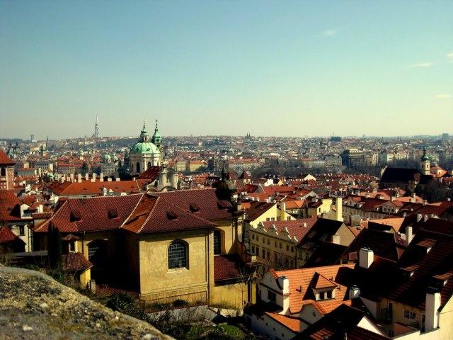 Views of  Old Town Prague