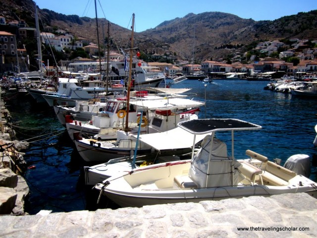 Greek Ferries, Hydra
