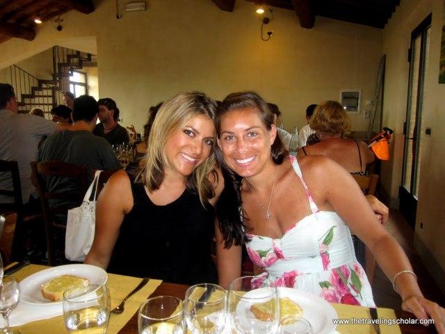 Wine Pairings in Tuscany