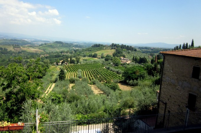 Day Trip through Tuscany