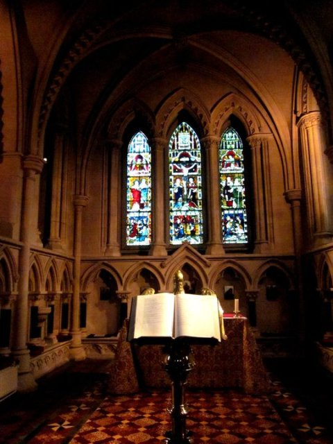 Christ church, Dublin, Ireland