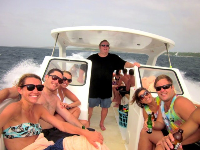 Boating Anguilla