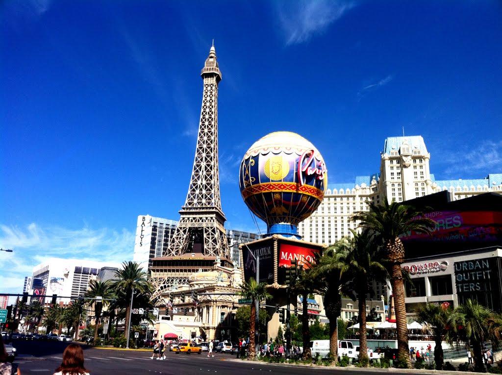 Paris, Las Vegas, NV