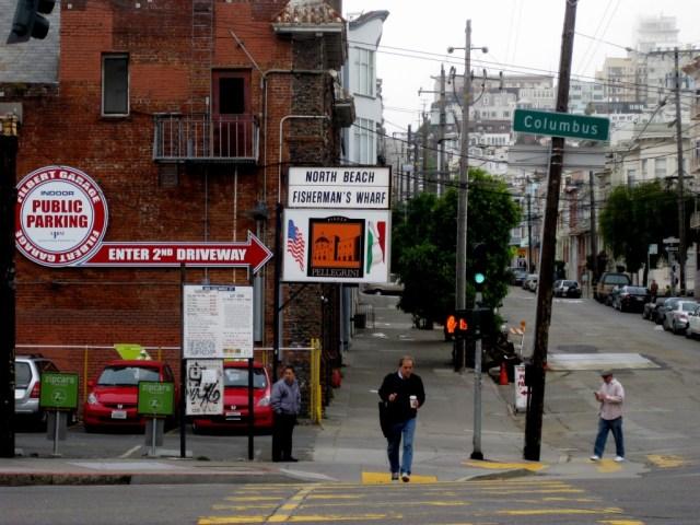 North Beach, Walking Tour of San Francisco
