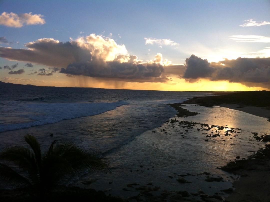 Rain, Anguilla