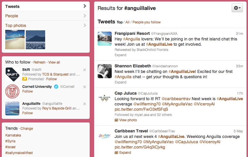 #AnguillaLive