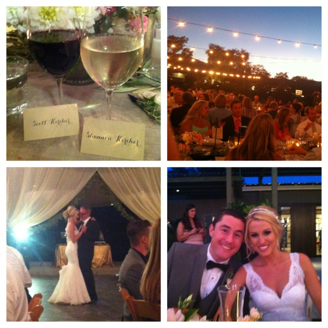 Wedding at Farmstead, Napa