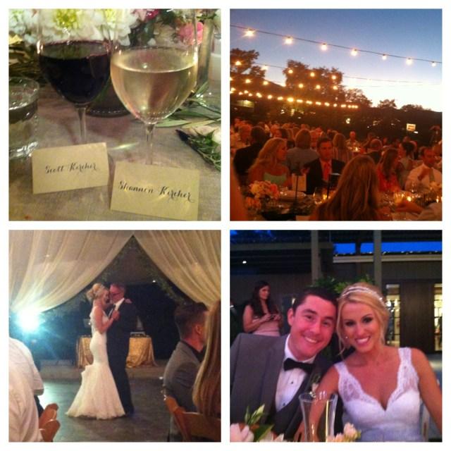 Wedding at Farmstead, Napa