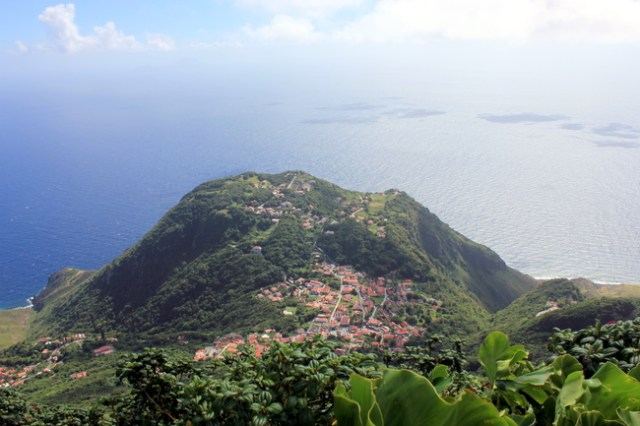 Mt. Scenery, Saba