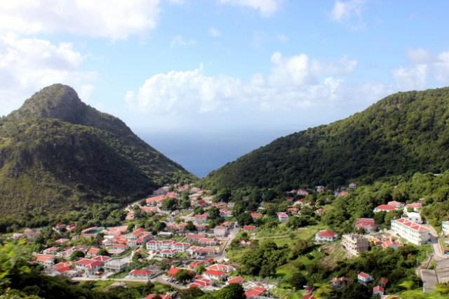 Saba, Caribbean