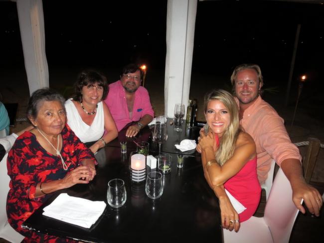 Dolce Vita, Anguilla, Family Dinner Anguilla