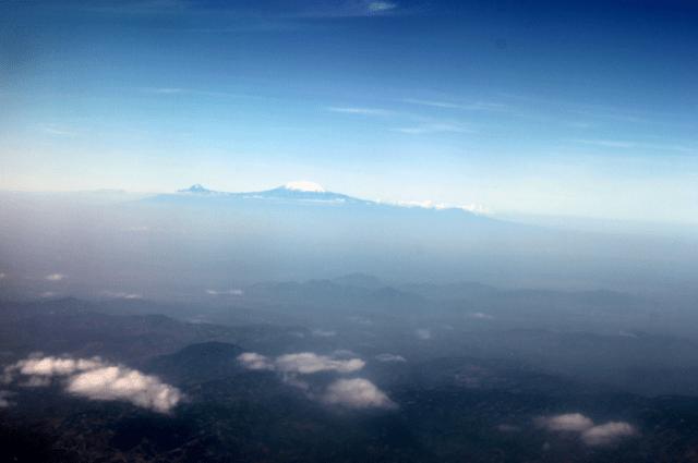 Mt. Kilimanjaro, Fly 540