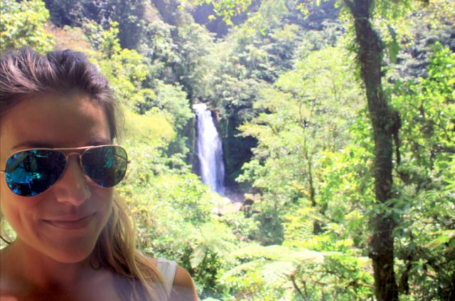 Trafalgar Falls, Dominica
