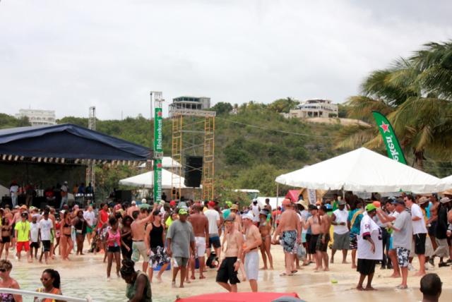 August Monday, Anguilla