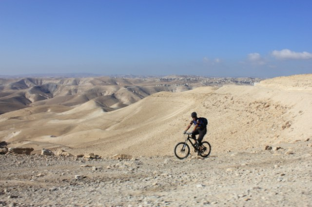 Judean Desert, West Bank