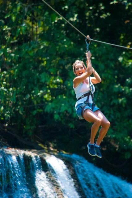 Ziplining, Bucket List Experiences