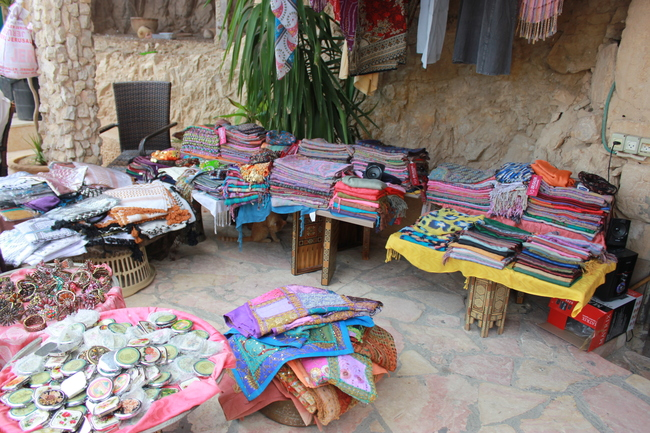 Visiting Jericho, West Bank with Abraham Tours