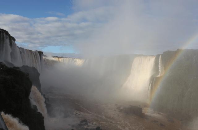 Iguacu Falls, Brazil