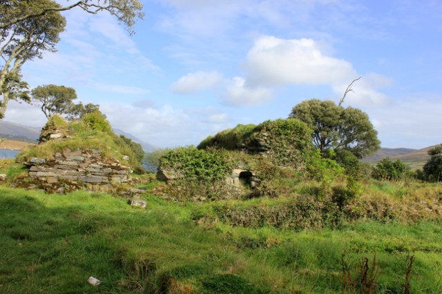 Dunboy Castle, Ring of Beara, Ireland