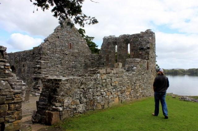 Innisfallen Island, Ireland