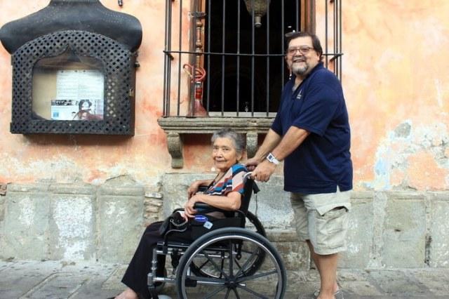 Handicap Accessibility, Antigua Guatemala