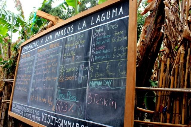 San Marcos La Laguna, Lake Atitlan