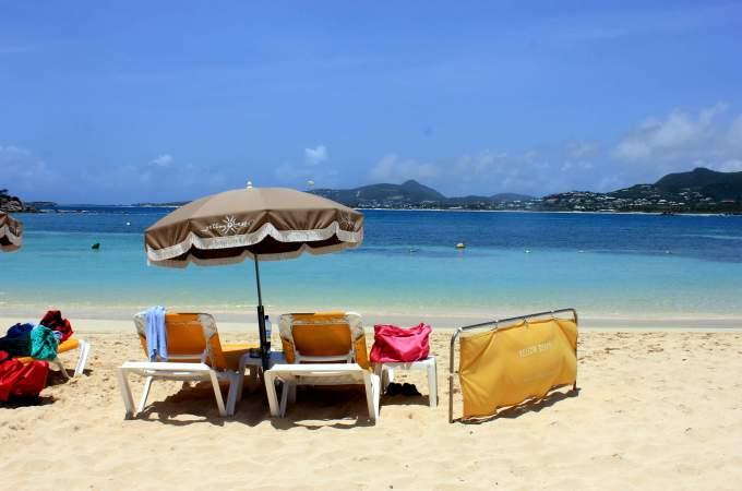 Karibuni, Pinel Island, St. Martin | The Wanderlust Effect