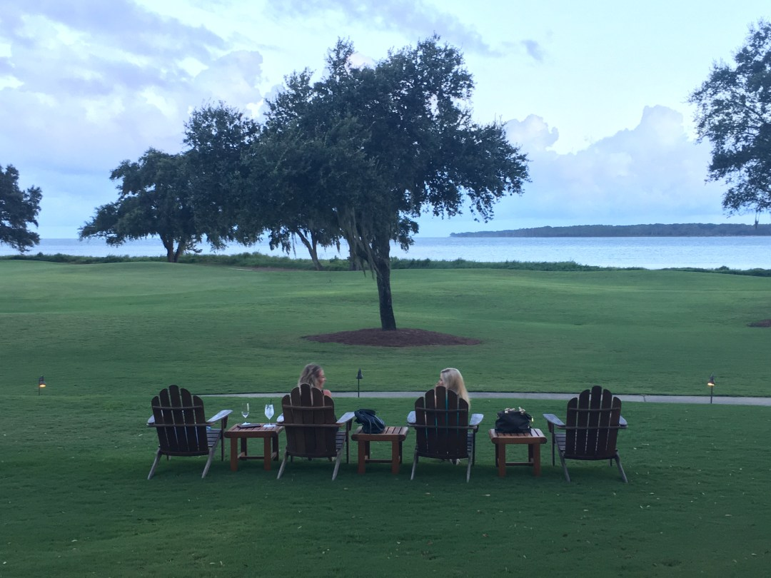 Girls Getaway on Sea Island, Sea Island Resort