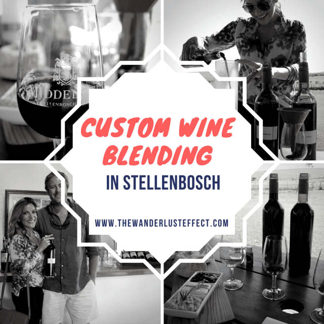 Custom Wine Blending, Wine Tasting in Stellenbosch