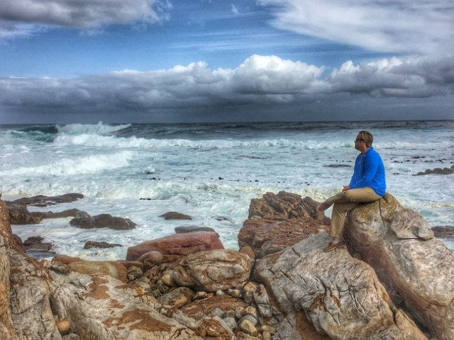Drive to the Cape of Good Hope, South Africa