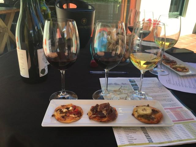 Wine Pairing at La Coronne in Franschhoek, SA