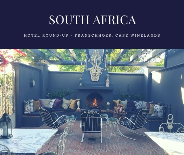 South Africa Hotel Round-Up: Akademie Guest House