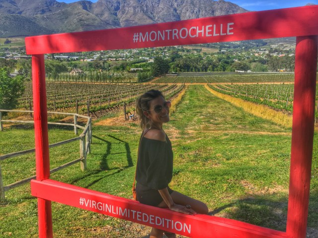 Mont Rochelle, Franschhoek, South Africa
