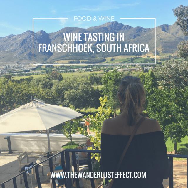 Mont Rochelle: Wine Tasting in Franschhoek, South Africa