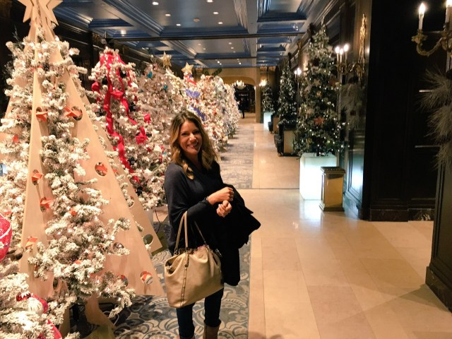 Chateau Frontenac, Christmas in Quebec