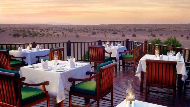 Destinations for Valentine's Day: Al Maha Desert Resort, UAE