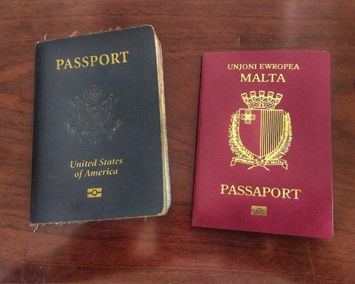 Maltese Passport