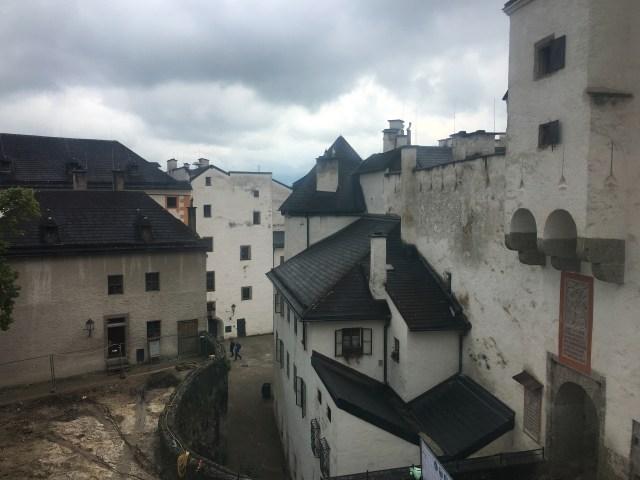 Using the Salzburg Card, Hohensalzburg Fortress
