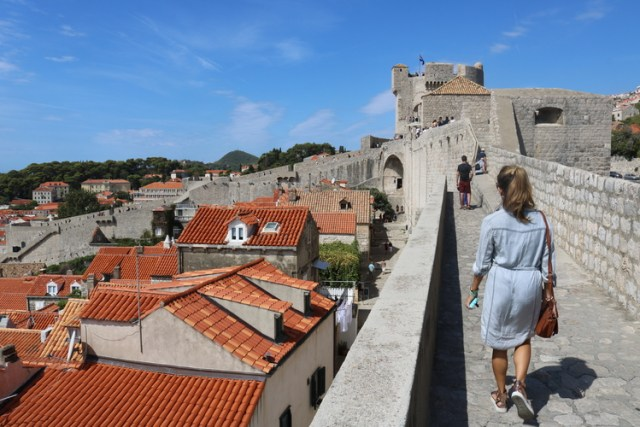 Dubrovnik City Walls Walk