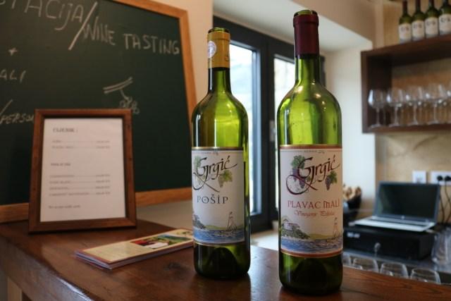 Grgic Winery, Wine Tasting on the Peljesac Peninsula