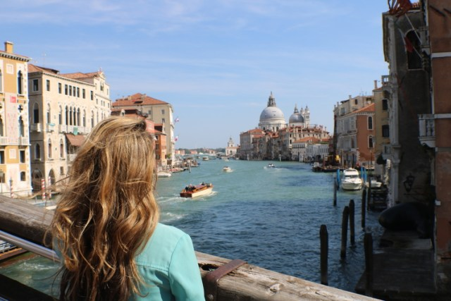 Grand Canal, 2 Days in Venice, Italy