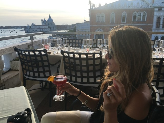 Hotel Danieli, Two Days in Venice, Italy
