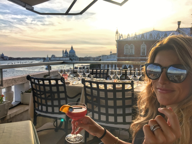 Hotel Danieli, Two Days in Venice, Italy