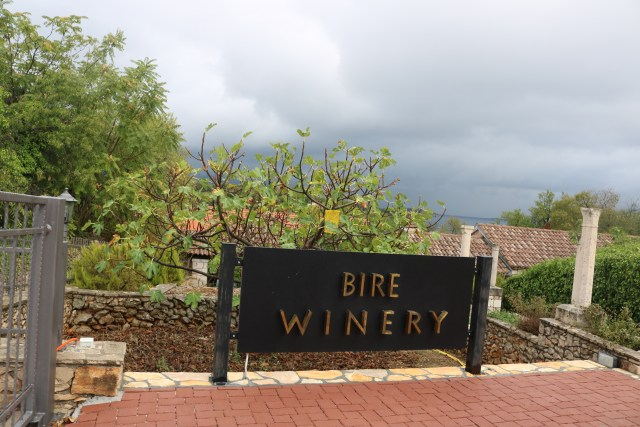 Wine Tasting at Bire Winery on Korcula Island, Croatia