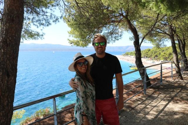 Zlatni Rat: A Day trip to Brac