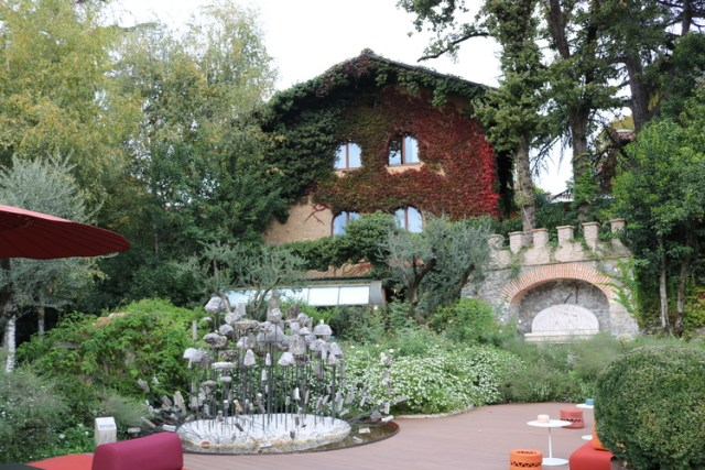 L'Albereta Hotel, Erbusco