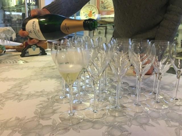 Ricci Curbastro, Wine Tasting in Franciacorta