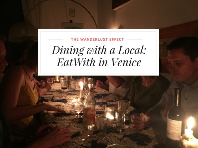 EatWith in Venice
